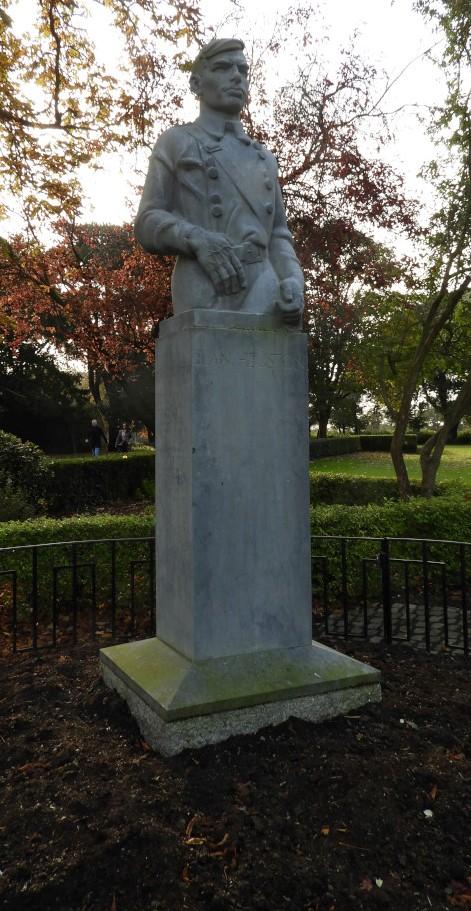 Sean Heuston Memorial Phoenix Park, Dublin