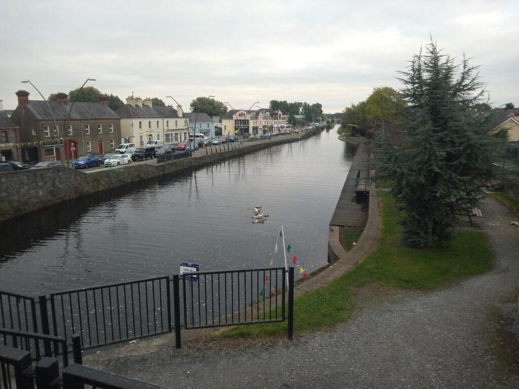 Royal Canal Harbour, Kilcock, Co. Kildare.